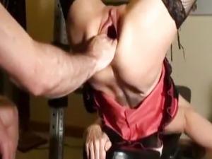 huge anal gape pics