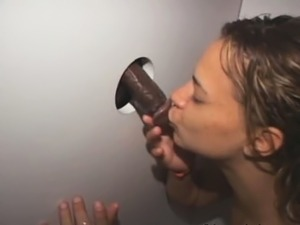 glory hole fuck free video