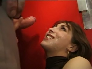 wife fucked in a cinema video