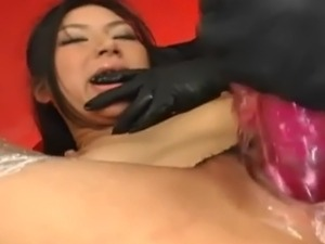 naked anal enema tied