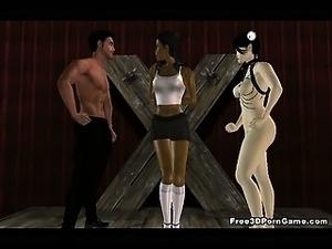 free animated cartoon video porn