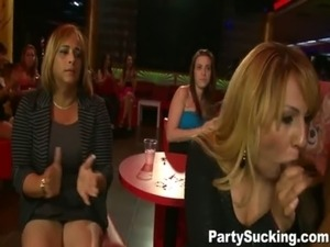 Wild Party Sluts Sucking Cock free