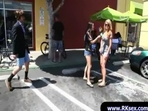 MoneyTalks - Sexy slut babes fucked in public 19 free