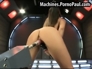japanese sex squirting by fuck machines