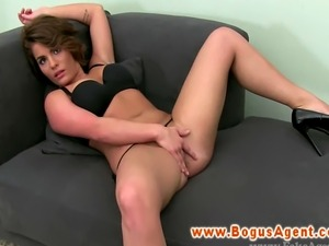 hot skinny european blonde pornstar