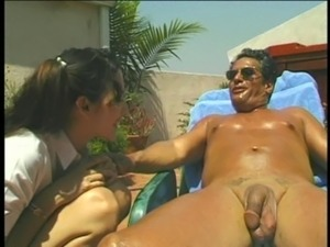 video lesbian innocent young old
