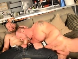 mature bear massage videos