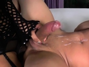 best tranny cumshots compilation video