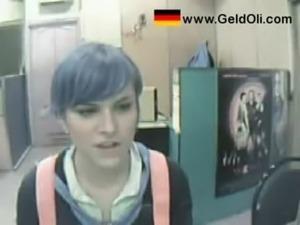 Horny german teen