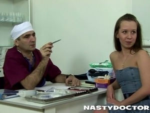 asian porn at the doctor