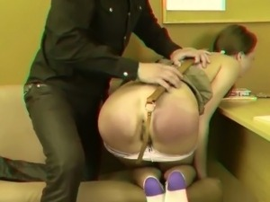 free videos of ass spankings
