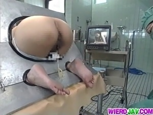pussy medical fucked enema gyno