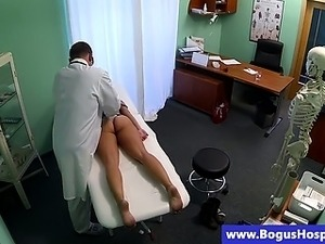 doctor fingering video