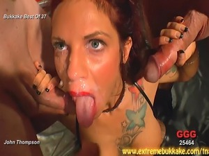 free amatuer bukkake facial videos
