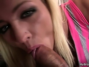 cheating wife lisa ann black cock