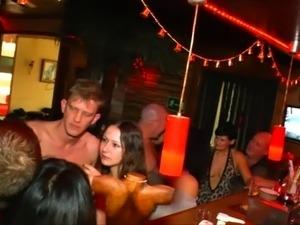 swingers party safe sex australia