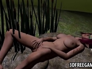 cartoons having anal sex