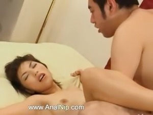 japanese anal creampie