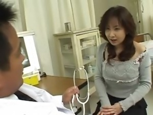erotic doctor exam video