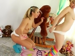 diapers girl videos