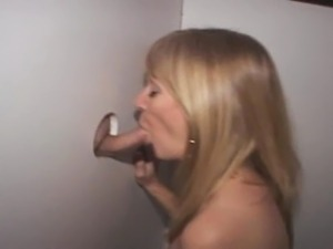 free glory hole blowjob video