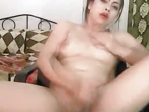 hardsextube shemales jerking off milking tits