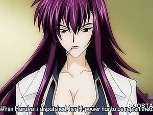 sexy girl anime pics
