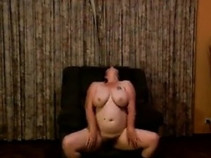 blonde striptease video