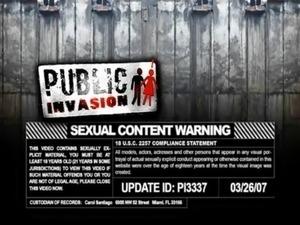 Public porn parties free