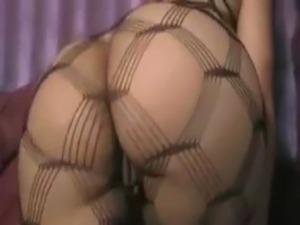 ebony solo porn