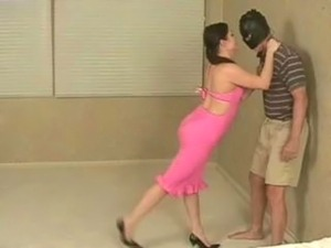 ballbusting wife video