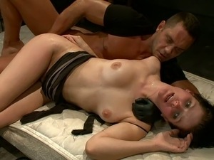 first time brutal hardcore anal