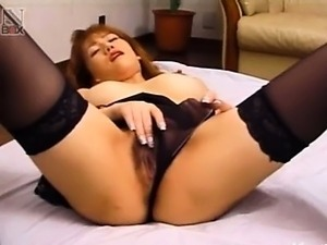 Japanese tatooed whore anal banged