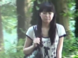 happy japanese teen