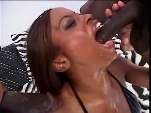 ebony anal hole