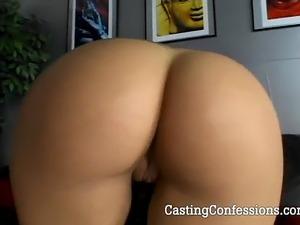 anal casting movie