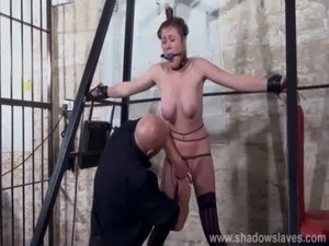 tortured breasts video