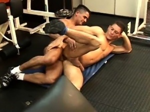muscle men naked sex
