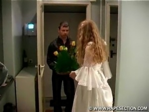 bride sex with girl