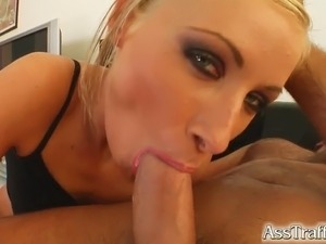 cum swallow movie blonde