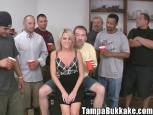 hubby secretly arranges wife interracial gangbang