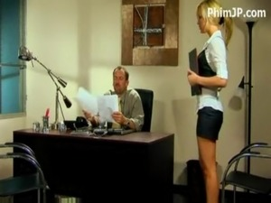 secretary amateur video