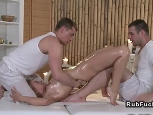video breat massage orgasm accidental