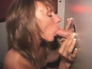 glory hole mature video