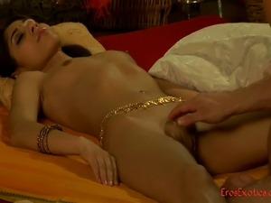 flv video asian pec massage