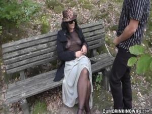 black wife gangbangs