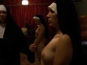 Nuns with big tits