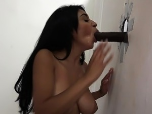 glory hole girls porn