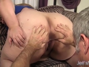 fat girl getting ass fucked