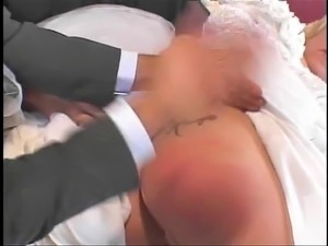 blackstripper fuck the bride to be